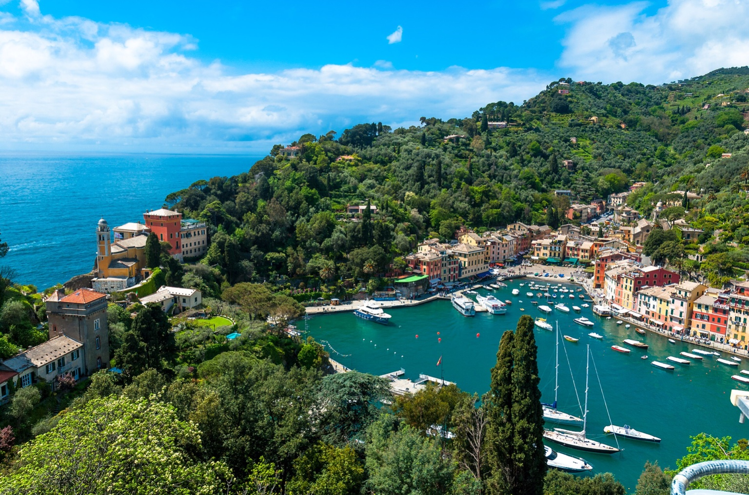 How to Spend the Perfect 48 Hours in Portofino, The ...